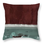 Minima - Brg01dd Throw Pillow