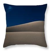 Minimal Mesquite Throw Pillow