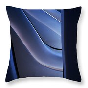 Minimalist Architecture Throw Pillow