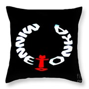 Minnetonka In Polar Transformation Throw Pillow