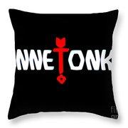 Minnetonka Throw Pillow