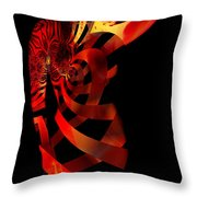 Mirari  Throw Pillow