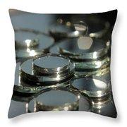 Mirrors - 3 Throw Pillow