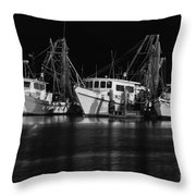 Miss Nedra And Friends 2 Throw Pillow