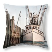 Miss Sandra - Port Royal Throw Pillow