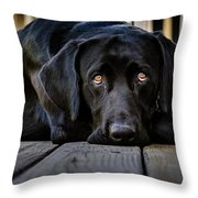 Miss You So Much Throw Pillow