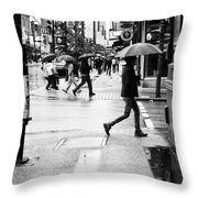 Missed Coffee Throw Pillow