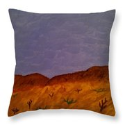 Missing Home Throw Pillow