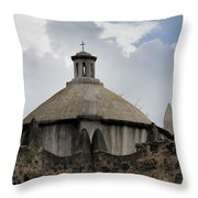 Mission Concepcion IIi Throw Pillow