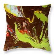 Mission Statement Throw Pillow
