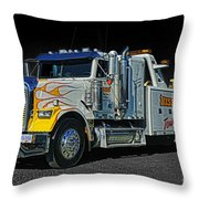 Mission Towing Hdrcatr2999-13 Throw Pillow