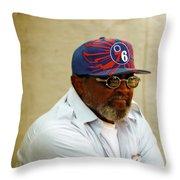 Mister Throw Pillow
