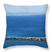 Mistral Trade Wind Throw Pillow