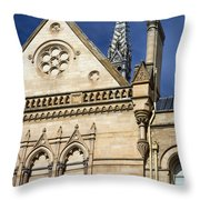 Mitchell Building University Of Adelaide Throw Pillow