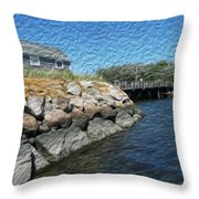 Mitchell Crossing Throw Pillow