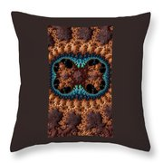 Mitosis - Cards And Phone Cases Throw Pillow