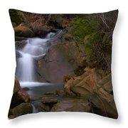 Mix Canyon Creek Throw Pillow
