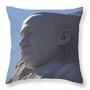 From The Shadow Of Apartheid To The Light Of Equality Throw Pillow