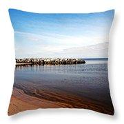Mobile Bay 1 Throw Pillow