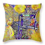 Mobility Of The Mind Throw Pillow