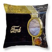 Model A Ford Throw Pillow