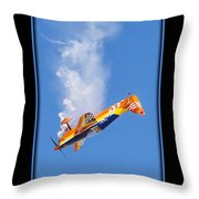 Model Plane 10 Throw Pillow