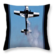 Model Plane 11 Throw Pillow
