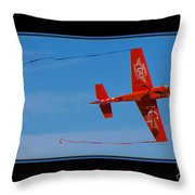 Model Plane 6 Throw Pillow