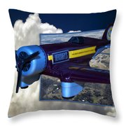 Model Planes Hershey 01 Throw Pillow
