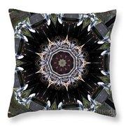Model T Kaleidoscope Throw Pillow