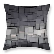 Modern Abstract Art Xx Throw Pillow