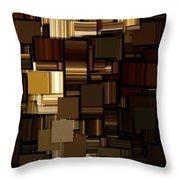 Modern Abstract Iv Throw Pillow