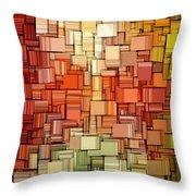 Modern Abstract Viii Throw Pillow