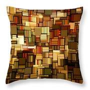 Modern Abstract Xxiii Throw Pillow