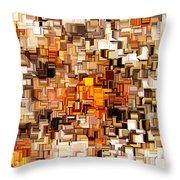 Modern Abstract Xxvi Throw Pillow