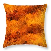 Modern Abstract Xxviii Throw Pillow