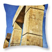 Modern Forum Throw Pillow