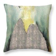 Modern From Classic Art Portrait - Mfca-spjs01ai Throw Pillow
