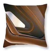 Modern Harmony Throw Pillow