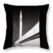 Modern Islam Throw Pillow