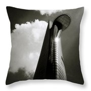 Modern Saigon Throw Pillow