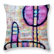 Modes Of Transportation Throw Pillow