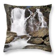 Modjesku Falls Throw Pillow