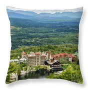 Mohonk Throw Pillow