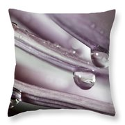 Moist Throw Pillow
