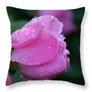 Moisturized Throw Pillow