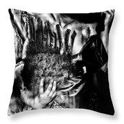 Molt Throw Pillow