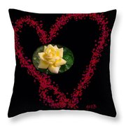 Mom Infinite Love  Throw Pillow