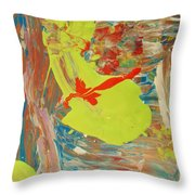 Moments Within Throw Pillow