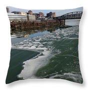 Mon From Smithfield #1 Throw Pillow